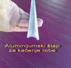 aluminijumski štap