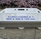 lodna E1  600x400x125-mm