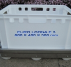 lodna E3  600x400x300-mm