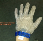 metalna rukavica