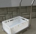 kolica za lodnu sa ruckom