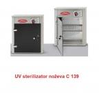 UV sterilizator 16 noževa