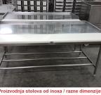 proizvodnja stolova od inoxa