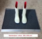 Dezobarijera - otirač 80x60 cm