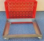 kolica za pekarske gajbe