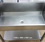sudopera 1100 x 500 x 850 mm