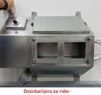 dezobarijera za dezinfekciju ruku