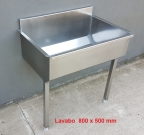 Sudopera 800x500 mm