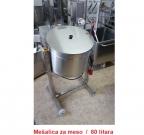 mešalica  za meso 80 litara