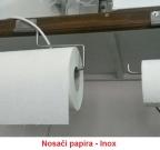 Nosači papira - inox