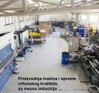 proizvodni pogon inox opreme