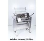 Mešalica za meso 200 litara