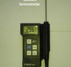 merač temperature