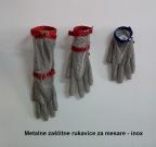 zaštitne rukavice za mesare - inox