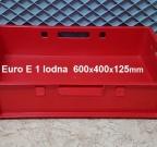 Euro gajba E 1 crvena