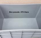 Box posuda 270 litara