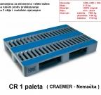 Paleta CR 1 120x80x16 cm