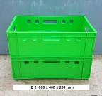 E 2 zelene