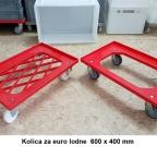 kolica za lodne 60x40 cm