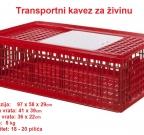 Transportni kavez zapiliće M